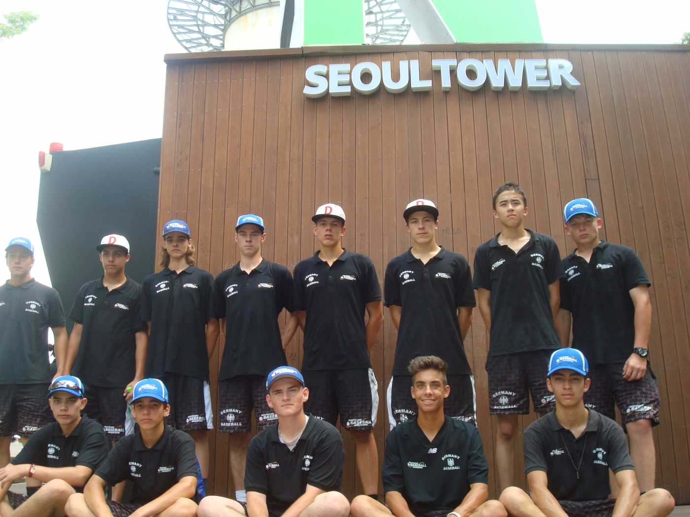 Korea 21 am Seoul Tower